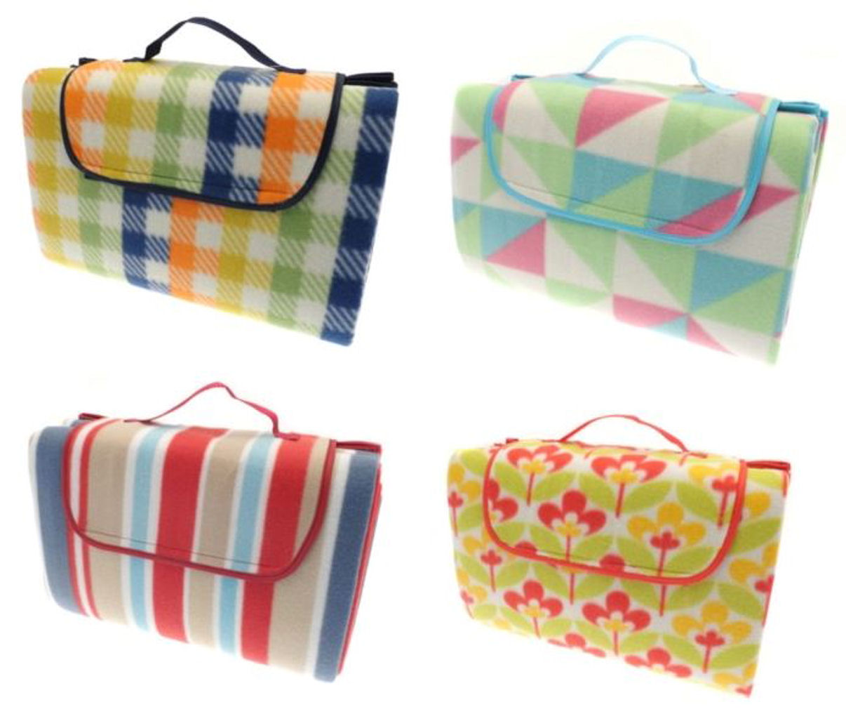 Garden Outdoor Living Large Family Sized Picnic Blanket With
