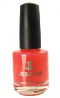 Jessica Custom Nail Colour. 14.8 ML Nail Polish - 891 Sheer Rose