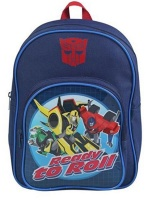 Transformers Ready to Roll ! Backpack / Rucksack / School Bag