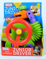 Junior Driver Infant Steering Wheel.