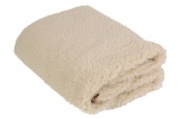 Jumbo Fleecy Pet Mat. Synthetic Sheepskin ( 100 x 100 cm ) - Cre