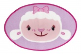 Character World Disney Doc McStuffins Hugs Shaped Rug ( 50 x 75
