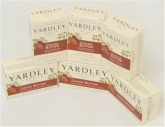 Yardley 120G Soap - Boxed - Cocoa Butter x 6