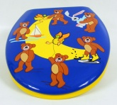 Bemis Childrens Toilet Seat - Ideal for Toilet Training
