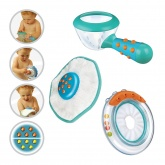 Brother Max 3 Piece Bath Toy Set