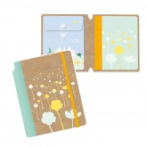 The Great British Bake Off - A6 Notebook and Pocket File