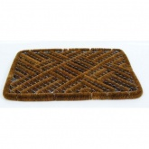 Boston Heavy Duty Scrapper Door Mat (59cm x 39cm)