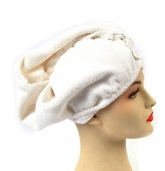 GirlFriend ! Microfibre Hair Turban Towel . The Quick and Easy W
