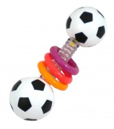 Sassy Babies Sports / Football Rattle ( For Age 3m + )
