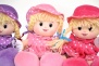 30cm Lucy Soft Rag Doll with Hat