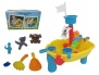 Pirate Ship Sand and Water Play Table with Accessories
