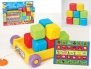 Funtime Pull Along Brick Truck With Blocks