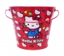Hello Kitty Childrens Bucket ( Metal )