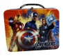 Marvel Avengers Assemble Metal Embossed Tin - For lunch or Colle