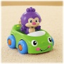 Fisher Price Laugh & Learn Monkey's Learning Car - GREEN