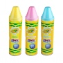 Crayola Chilrens Coloured Foam Soap. 3 x 200ml Tins
