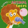 Funny Felts : Animal Faces. Felt Shapes Activity Book