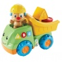 Fisher-Price Laugh & Learn Puppy' s Dump Truck