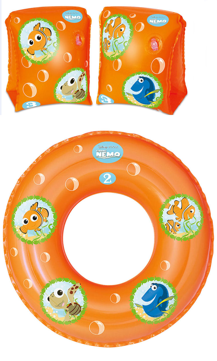 Pool Accessories Bestway Disney Finding Nemo Arm Bands And